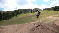 Nik at Keystone Bike Park